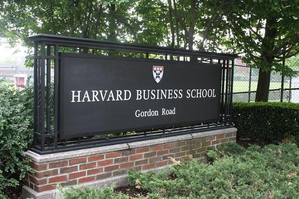 Harvard-Americas Best Business Schools 2013