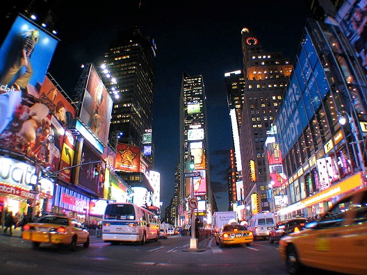 Manhattan-Best Cities For A Bachelorette Party