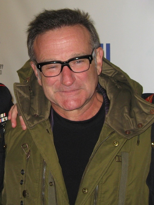 Robin Williams-Highest Paid Male Tv Actors Of 2013