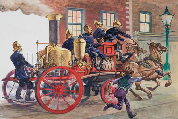 Fire brigade-Fascinating Facts About Scotland That You Didn't Know