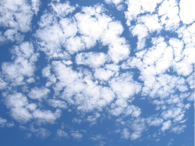 Altocumulus-Different Types Of Clouds