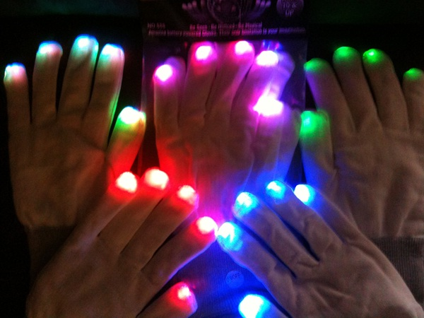 Gloves-Coolest LED Products