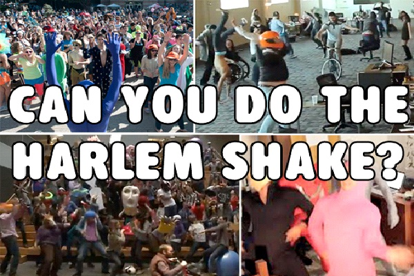 Harlem Shake-Things That Went Viral In 2013