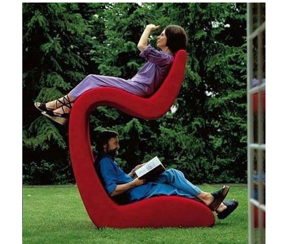 A Sign Of The Times-World's Strangest Furniture