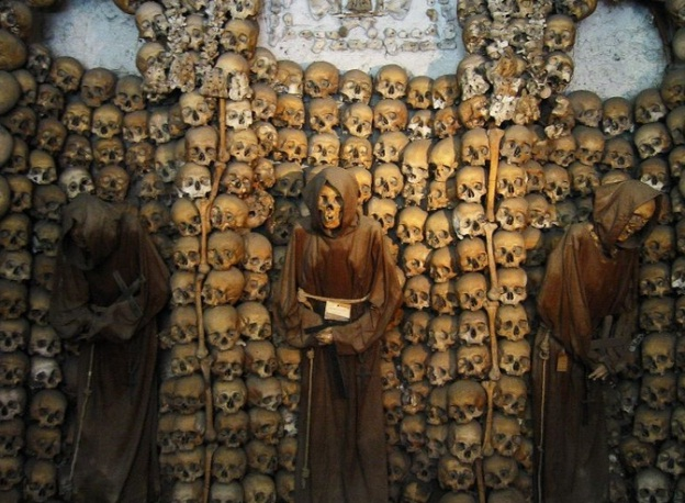 The Catacombs of Italy-Unique Cemeteries