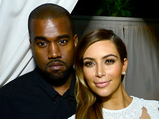 Kim Kardashian And Kanye West-Celebrities Who Will Get Married In 2014
