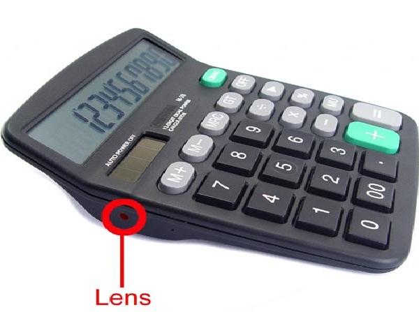 A calculated risk-Coolest Hidden Video Cameras
