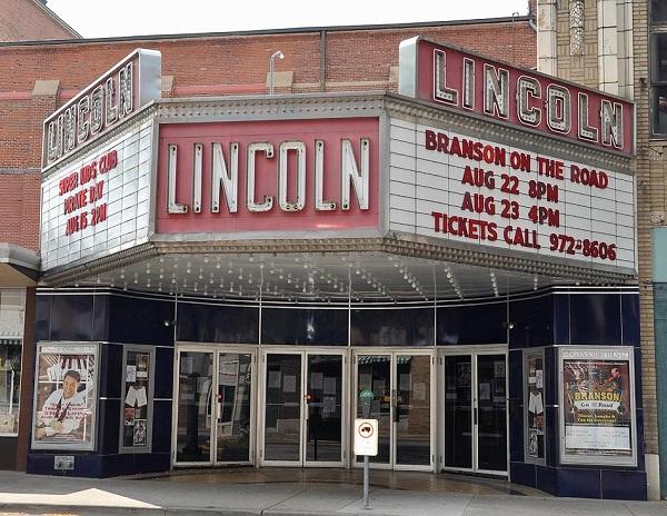 Lincoln Square Theatre, Decatur, IL-Most Haunted Places In USA