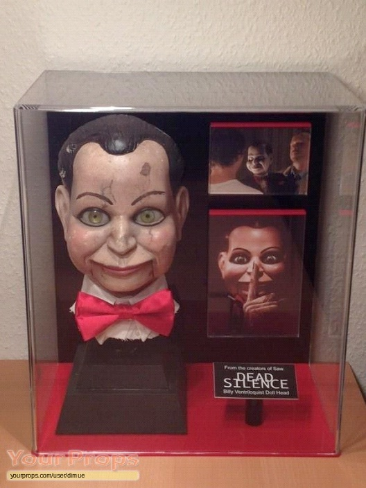 Billy - Dead Silence-Most Scary Demon Toys In Movies