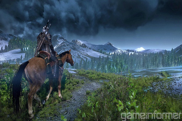 The Witcher 3-Most Anticipated Games Of 2014