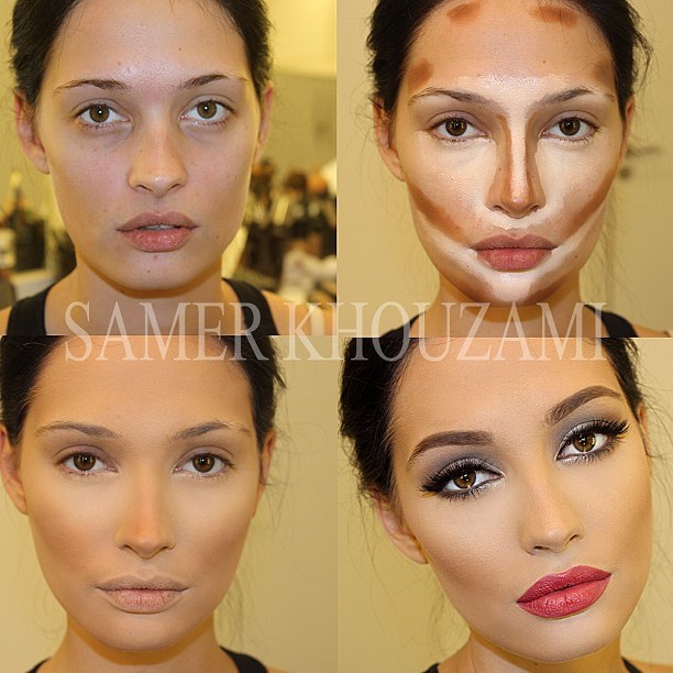 Gorgeous-Best Body And Makeup Transformations