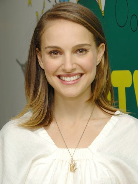 Natalie Portman-12 Best Female Celebrity Smiles Ever