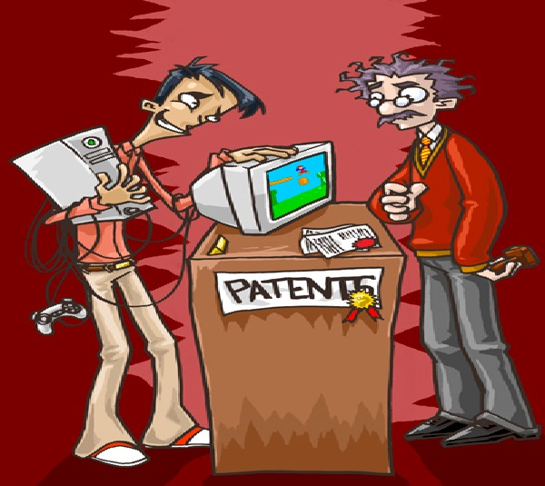 Patents-Weird Things The US Tops The World