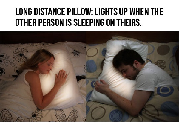 Long distance-Amazing Bed Pillows