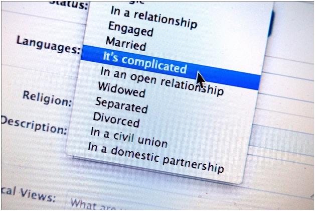 Changing Your Facebook Relationship Status-Worst Ways To Break Up