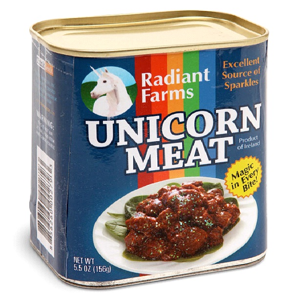 Unicorn Meat-Really Bizarre Things/Services You Didn't Know You Could Buy Online