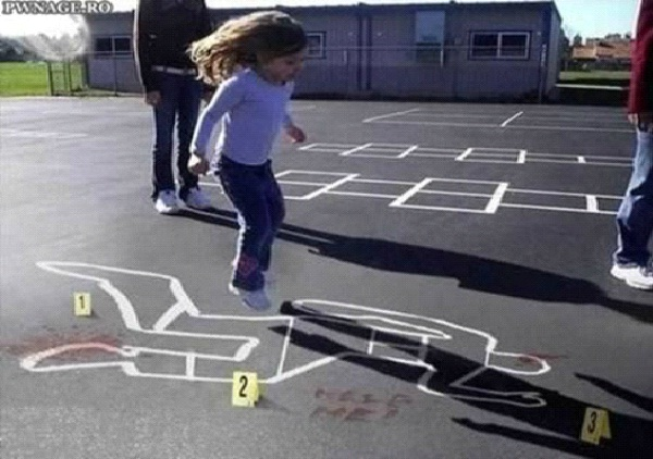 Crime Scene-Most Inappropriate Playgrounds