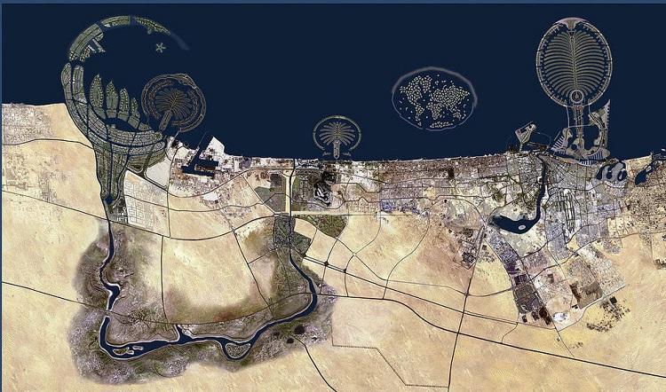 Dubai-How Our World Appears To A Bird