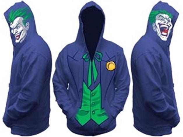 The Joker-Cool Hoodies