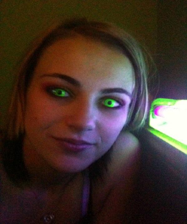 Contact Lenses-Coolest Ultraviolet Stuff