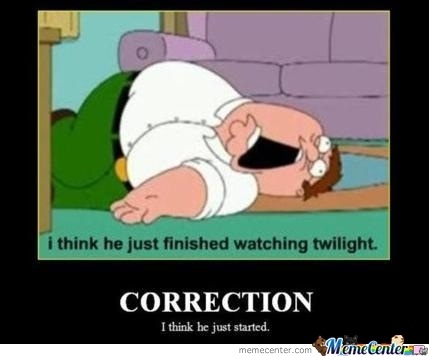 He would have just started-12 Funniest Family Guy Memes