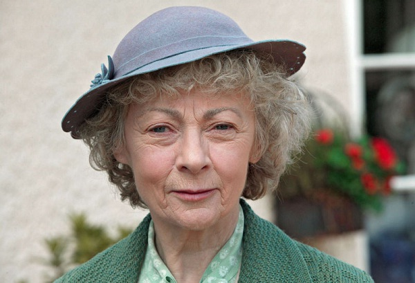 Miss Marple-Famous Fictional Detectives