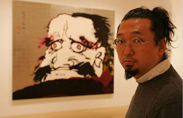 Takashi Murakami-Richest Painters In The World