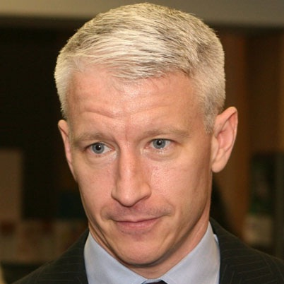 Anderson Cooper-Celebrities Who Are Also Heirs