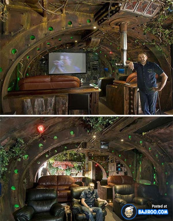 Marine Life-Coolest Homes Made From Vehicles