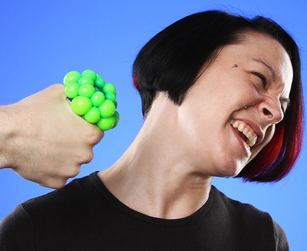 Eugh-Coolest Stress Balls