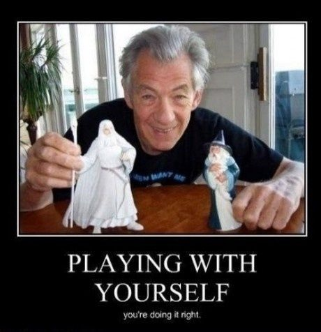 """How to play with yourself-Best """"Doing It Right"""" Memes"""
