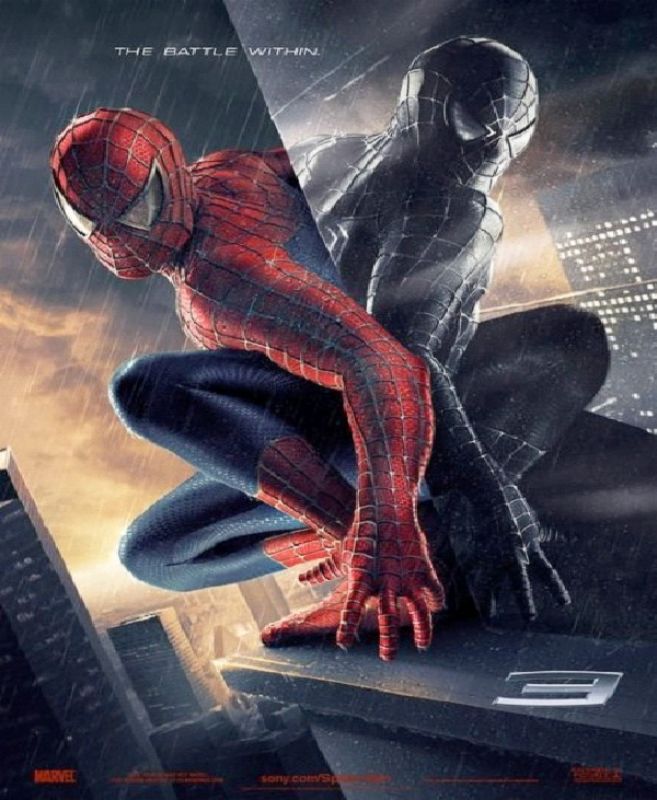 Spider-Man 3 - $258M-Most Expensive Films Till Now