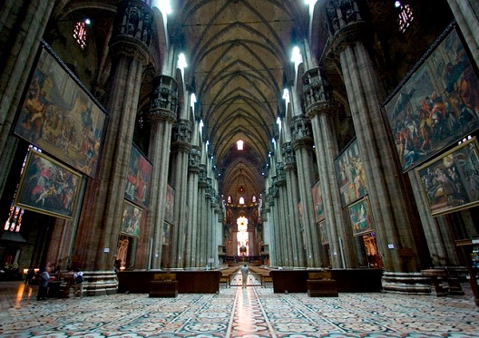 Milan Cathedral - Milan, Italy-Most Beautiful Architectural Structures In The World