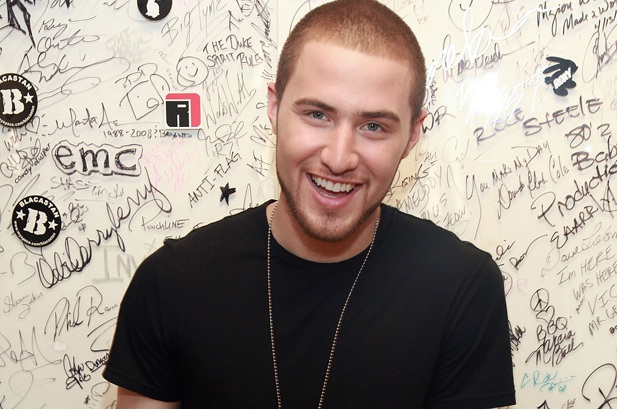 Mike Posner-Celebrities Who Were Born Rich