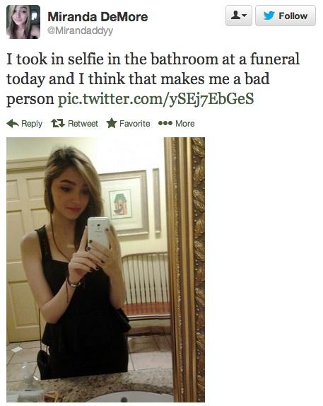 Never Ending Selfies-Worst Funeral Selfies Ever