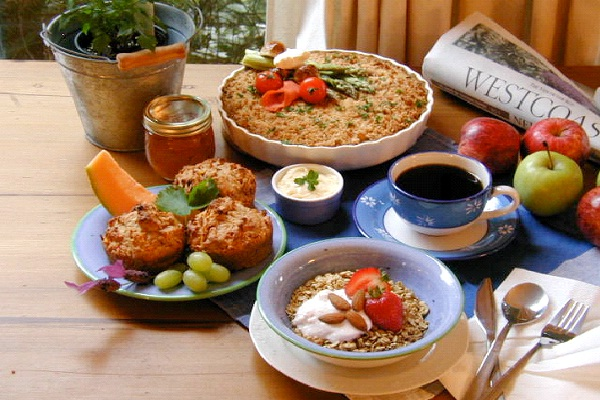 Eat A Healthy Breakfast-Tips To Overcome Drowsiness