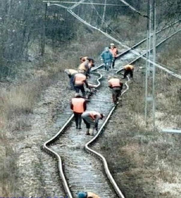 Jagged Railway-Worst Construction Fails