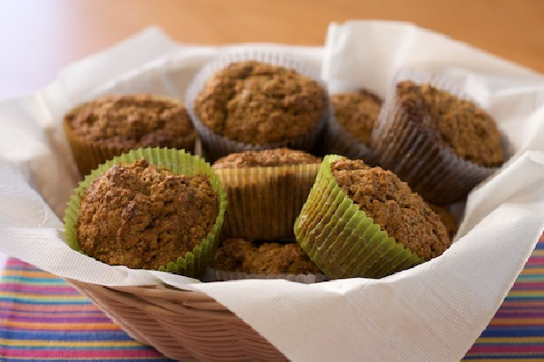 Bran Muffins-Unhealthy Foods That Seem Healthy