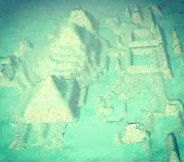 Cuban Underwater City-Mysterious Underwater Cities