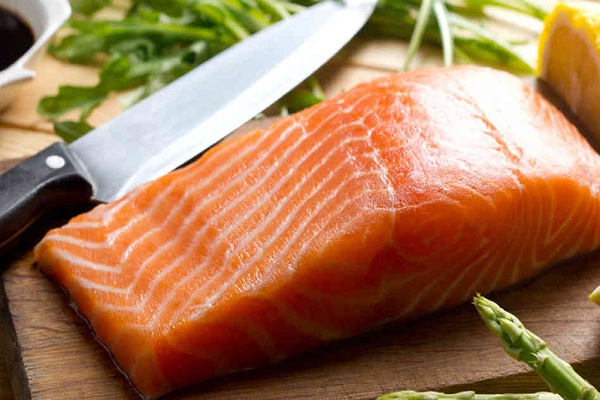 Salmon-Most Consumed Sea Foods