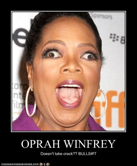 Oprah Winfrey-Celebs Who Are Without Kids