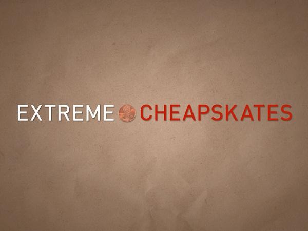Extreme cheapskates-Most Bizarre TV Shows