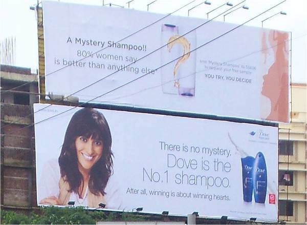 Mystery Solved!-Unexpectedly Hijacked Billboards