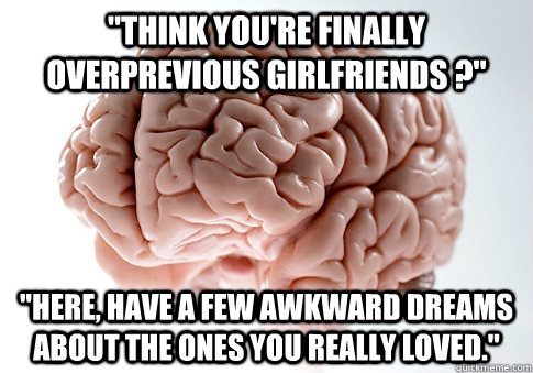 This is horrible-Most Awkward Dreams