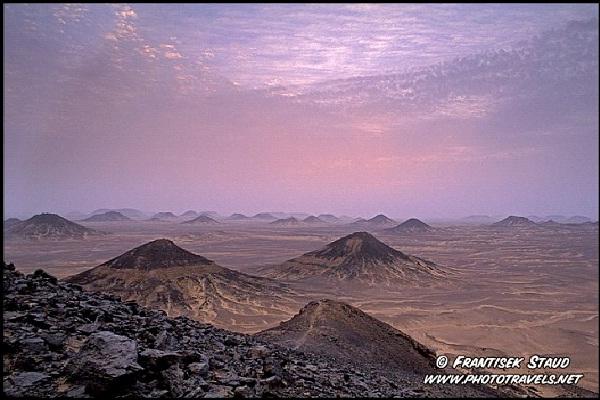 Black Desert - Egypt-Most Fascinating Deserts