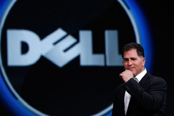 Michael Dell-Famous Nerds Around The World