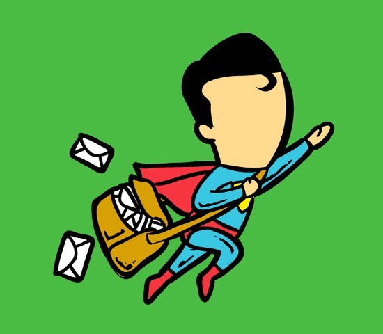 Supersonic post-If Superheroes Had Part Time Jobs