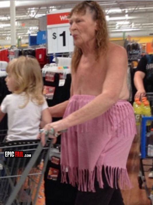 What is that doing?-Epic Fashion Fails