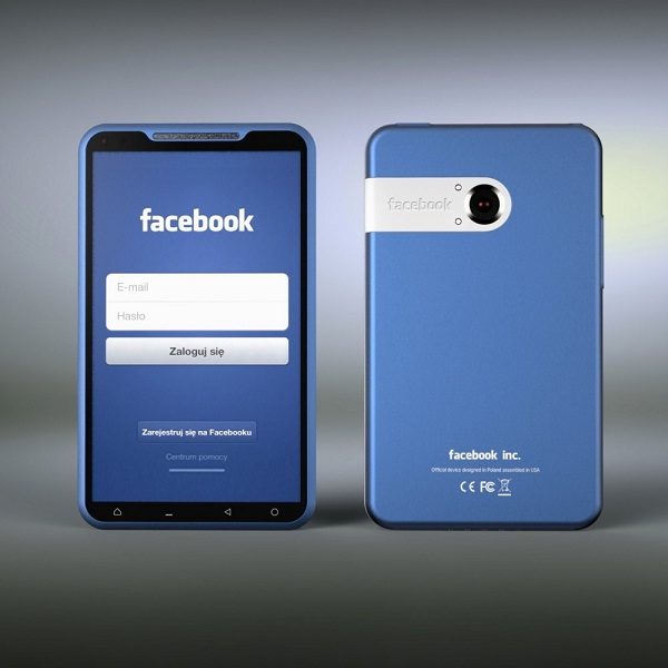 The cell phone-Amazing Products Inspired By Facebook