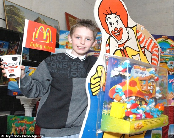 Ninety (90%) of American Kids Eat McDonalds Every Month-Insane Fast Food Facts